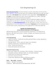 sample resume civil engineer fresher luxury manual testing sample