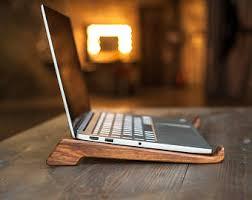 Under Desk Laptop Shelf Laptop Stand Etsy