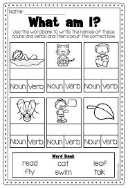 84 best noun verb activities images on pinterest nouns and verbs