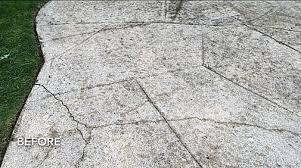 Concrete Decks And Patios Renukrete How To Fix Cracks In Concrete Decks And Patios