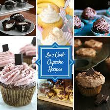 24 sugar free low carb cupcake recipes