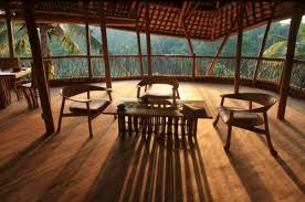 Amazing Airbnb This Amazing Airbnb House Is Made Entirely Of Bamboo Noicely