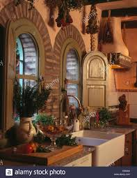 spanish villa kitchen stock photos u0026 spanish villa kitchen stock