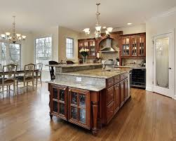 Custom Kitchen Island Designs - beautiful kitchen island genwitch