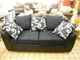 luxury and elegant black mystique sofa design by celtic leather