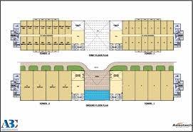 Business Floor Plans by Assotech Business Cresterra Sector 135 Noida Call 09211552255