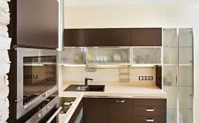 Sliding Door Kitchen Cabinets by Aluminum Glass Cabinet Doors