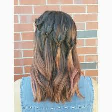 scunci easy plait topsy hairstyles hair