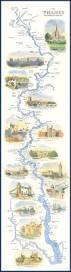 Path Subway Map by Best 25 River Thames Map Ideas On Pinterest London Bridge Map
