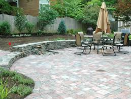 Patio Paver Prices Paver Patios Cost Home Design Ideas And Pictures
