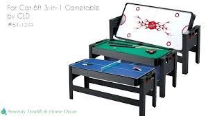 3 in 1 air hockey table 3 in 1 pool table air hockey ping pong ping pong larger photo air