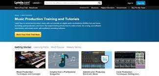 online tutorial like lynda the 9 best online music production schools courses tutorials for