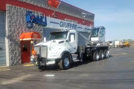 kenworth t880 for sale 40 ton manitex 40124shl