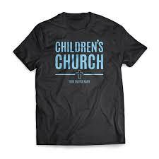 children s church t shirt church apparel outreach marketing