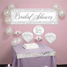 ideas for bridal shower bridal shower decoration ideas