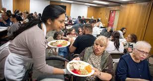 whittier church serves almost 800 thanksgiving meals whittier
