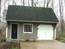bungalow garage plans bungalow cottage craftsman garage plan 30505 elevationsingle car