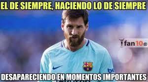 Memes De Lionel Messi - los memes de los anti messi coparon las redes sociales lionel