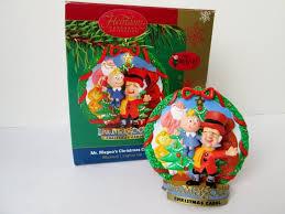 mr magoo u0027s christmas carol musical carlton ornament 2004 tiny tim