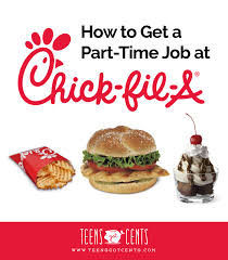 how to get a part time job fil a