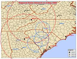 Map Of Western North Carolina A Look Back At The Western Carolina Violent Tornado Outbreak Of 5