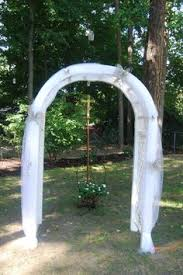 wedding arches using tulle letters wedding decoration table by duryeaplacedesigns