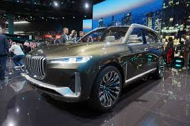 Bmw X7 Iperformance Concept Previews Plug In Full Size Suv
