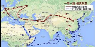 rail europe map china europe fast rail brings benefit