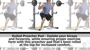 Bench Press Program Chart Golds Gym Golds Gym Xrs20 Weight Bench Youtube