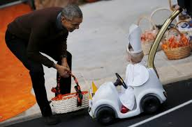 popemobile gets top prize at obama u0027s white house halloween pbs