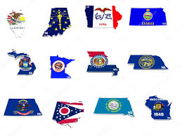 Coolest State Flags Idaho State Flag