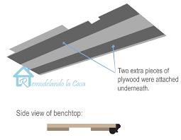 Bench Supports Remodelando La Casa Diy Window Bench
