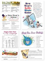 thanksgiving trivia game printable new years party games new year u0027s eve party activities
