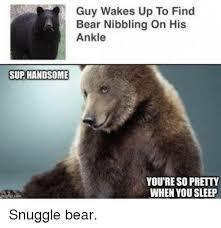 Snuggle Bear Meme - 25 best memes about snuggle bear snuggle bear memes