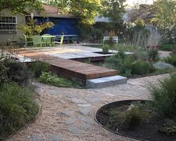 How To Make A Pea Gravel Patio What To Know About Installing A Walkway Of Pavers And Pebbles