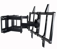 full motion tv wall mount 60 inch videosecu heavy duty articulating tilt swivel tv wall mount for