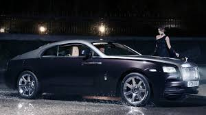 roll royce side rolls royce wraith launch film youtube