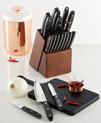 cutlery kitchen knives tools of the trade 20 pc cutlery set created for macy s