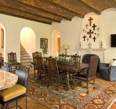 Kitchen Dining Room Impressive An Open Kitchen Dining Room Design - Dining room spanish