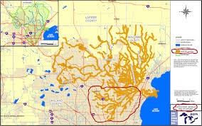 Michigan Counties Map Maps Of Red Run Red Run