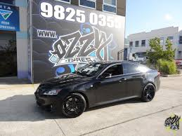 used lexus for sale sydney is250 rims