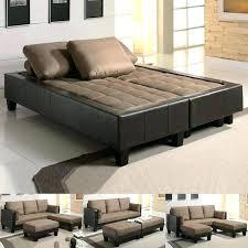 Sleeper Beds With Sofa Ottoman Sleeper Bed Synergy Sleeper Ottoman Price Leather