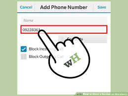 how do you block a phone number on an android 11 easy ways to block a number on blackberry wikihow