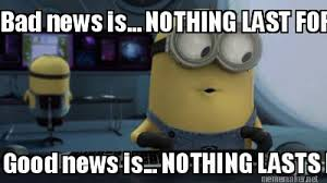 Good News Meme - meme maker minion generator