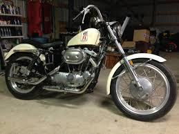 picture of 1981 sportster xlh ironhead amf harley davidson