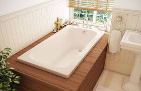 Drop In Tub Home Depot by Drop In Bathtub Corner Bath With Modern Rim Drop In Bathtub Tile