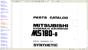 mitsubishi construction excavator a end 6 24 2016 12 15 pm