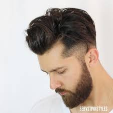 hairstyles to cover receding hairline best men s haircuts hairstyles for a receding hairline