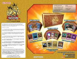 tcg king of games u2013 yugi u0027s legendary decks