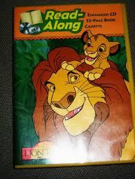 free lion king enhanced cd 32 book u0026 cassette